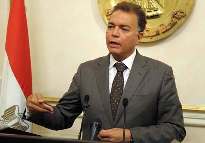 د. هشام عرفات وزير النقل