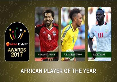 محمد صلاح ينافس على أفضل لاعب إفريقي