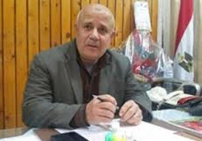 المهندس عادل العتال وكيل وزارة الزراعه بمحافظة الغربية