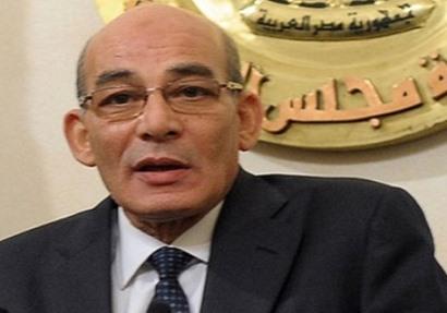 وزير الزراعة واستصلاح الاراضى الدكتور عبد المنعم البنا