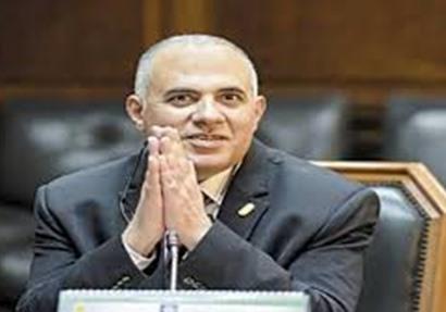 وزير الموارد المائية الري د. محمد عبد العاطي