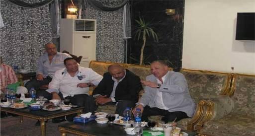 أبو ريدة: أسعى إلى انتظام البطولات واستعادة مكانه مصر