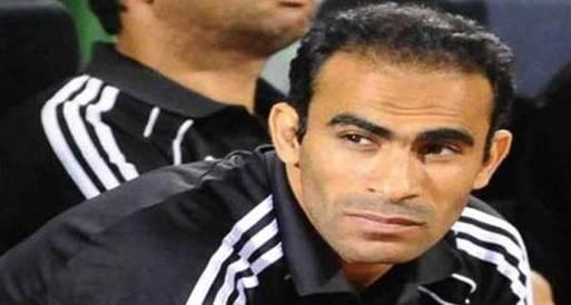 """""""عبد الحفيظ"""" ينفي تهرب """"بركات"""" من اجتماع الفريق"""