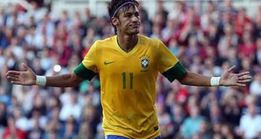 الأوليمبي البرازيلي يلقن المنتخب البريطاني درسا مؤلما