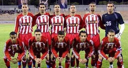 فوز الجزيرة بالدور الأول لبطولة كأس الأردن لكرة القدم