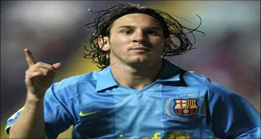 ميسي يغيب عن مباراة برشلونة و هامبورج