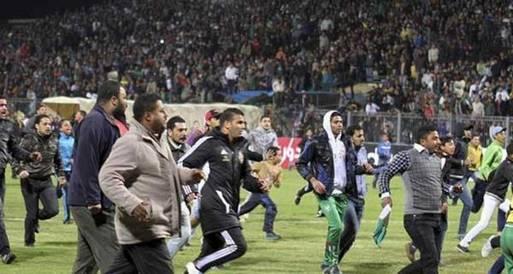 """""""المصري"""": المحكمة الرياضية الدولية ألغت عقوبات مجزرة بورسعيد"""