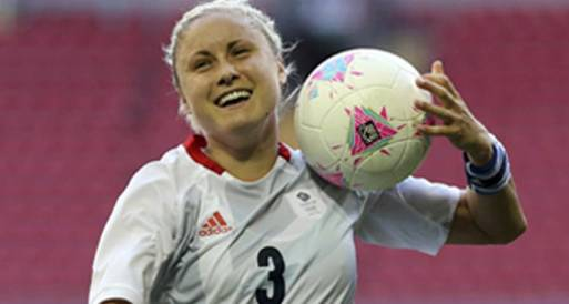منتخب بريطانيا للسيدات يفوز على نيوزيلندا في أولمبياد لندن