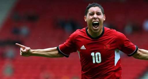 تعادل المغرب وهندوراس في افتتاح المجموعة الرابعة بأولمبياد لندن