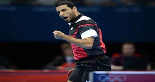 """""""السيد لاشين """"أمل مصر فى الأولمبياد"""