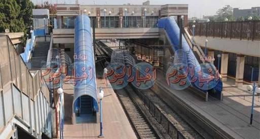 وزير النقل: إضراب المترو عطل 3 ملايين مواطن