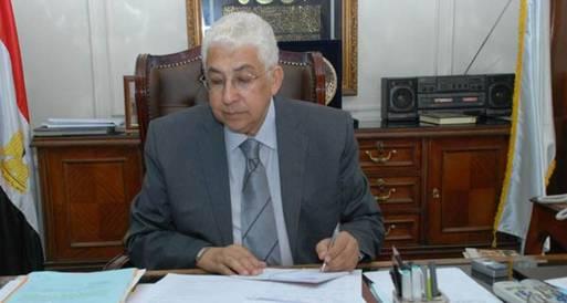 محافظ أسيوط يؤكد صرف تعويضات لأهالي ضحايا حادث القطار
