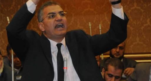 سلطان: المتسبب في إيقاف قضايا قتلة محمد محمود النائب العام