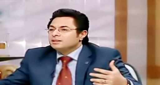 أبو بكر: القضاة لقنوا مرسي درساً في احترام القانون