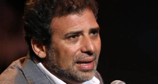 خالد يوسف: قرارات مرسي تكريس للدكتاتورية