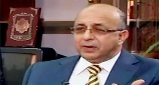 حلمى: الشرطة لم تستخدم الخرطوش ضد المتظاهرين