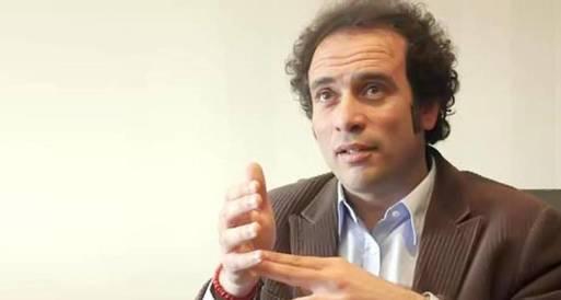 حمزاوي: الرئيس يتجاهل مطالب الشعب وسيتم إعلان الاعتصام