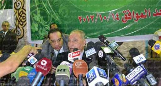 الزند: سنوقع عقوبات على أي قاض يشرف على الاستفتاء