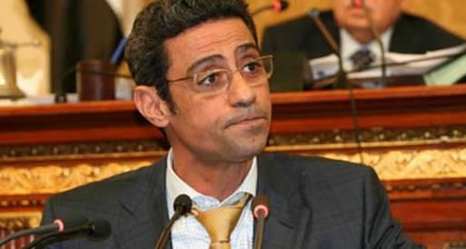 """مصطفى الجندي لوزير الداخلية : """"إحنا ما بنتهددش""""..!"""