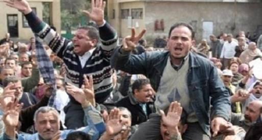 إضراب للعاملين بمصنع البوتاجاز بمطروح للمطالبة بحافز الإنتاج