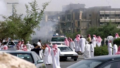 انفجار بدورية أمنية بالسعودية