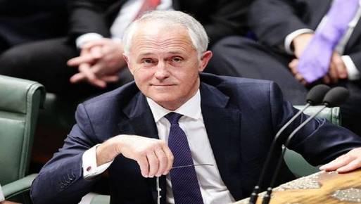رئيس وزراء أستراليا مالكوم تيرنبول