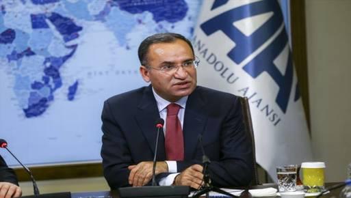 وزير العدل التركي