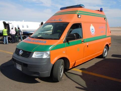 سيارة إسعاف لكل 29 ألف مواطن