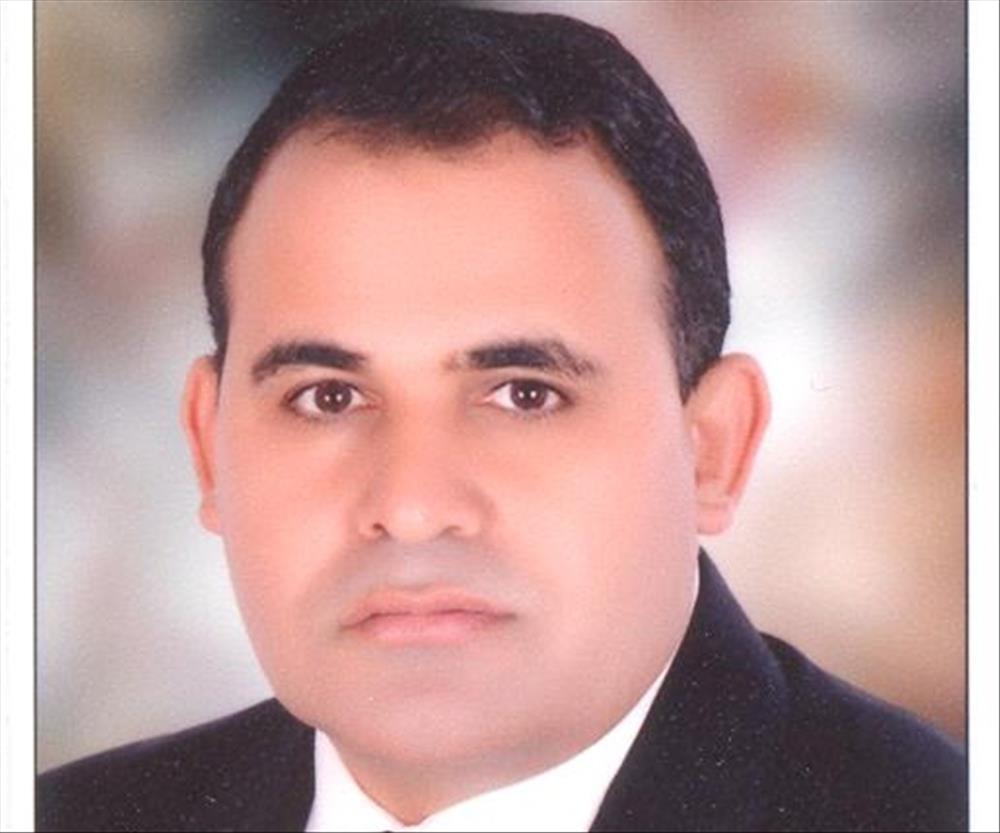 الدكتور عادل النجدي - عميد كلية التربية