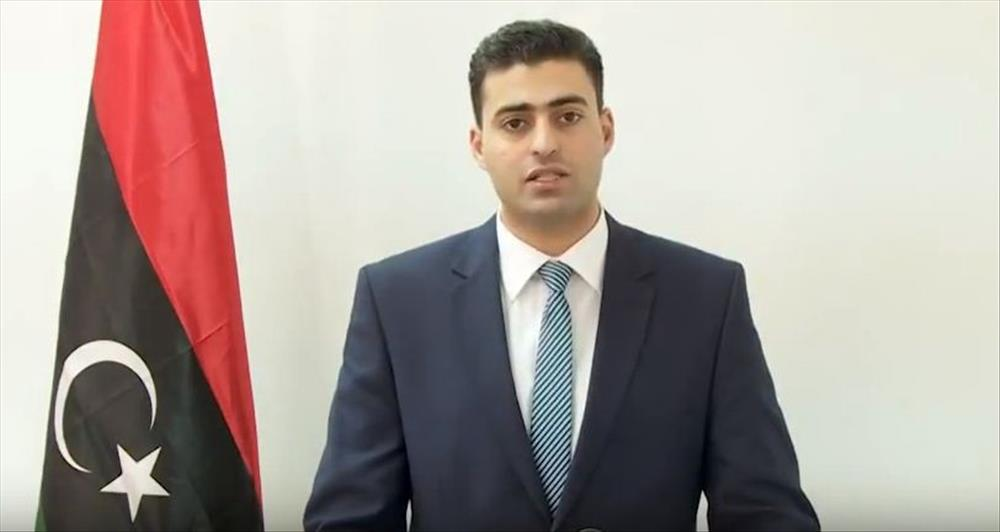 محمد كمال بزازة رئيس منظمة أصوات ضحايا الإرهاب الليبية