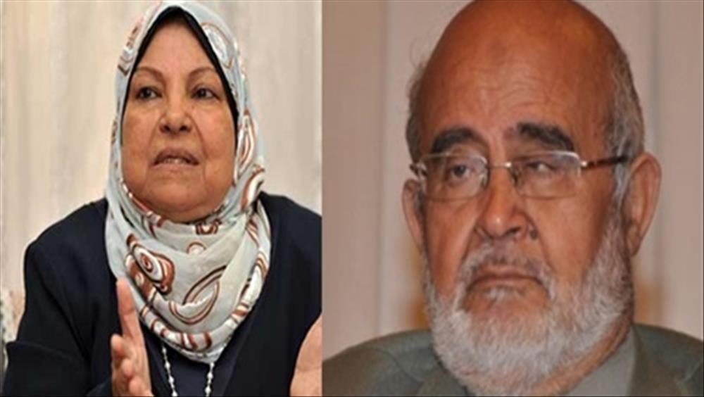 صبري عبد الرءوف وسعاد صالح