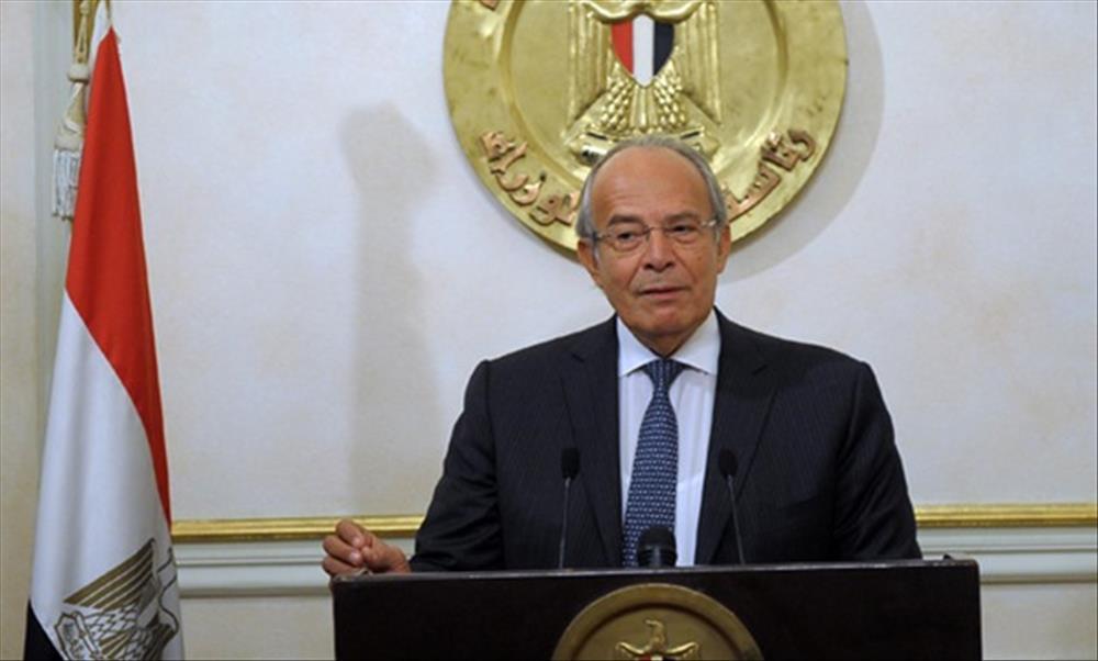 د. هشام الشريف وزير التنمية المحلية