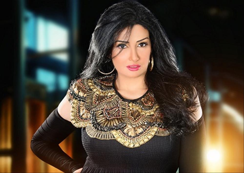 الفنانة غادة عبد الرازق