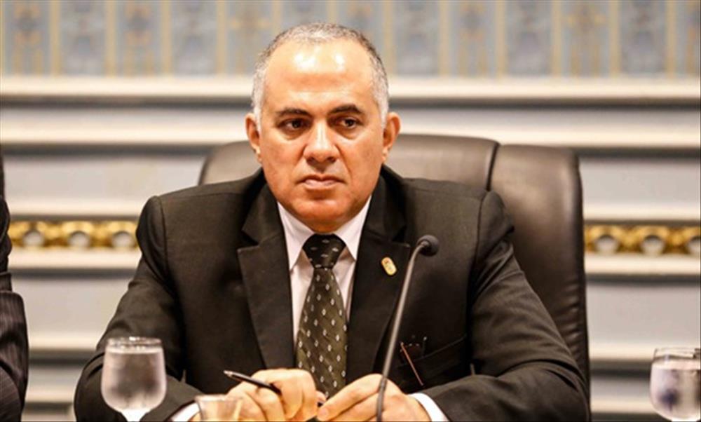 د. محمد عبدالعاطي وزير الري والموارد المائية