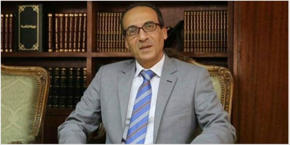 دكتور هيثم الحاج علي .. رئيس الهيئة العامة للكتاب