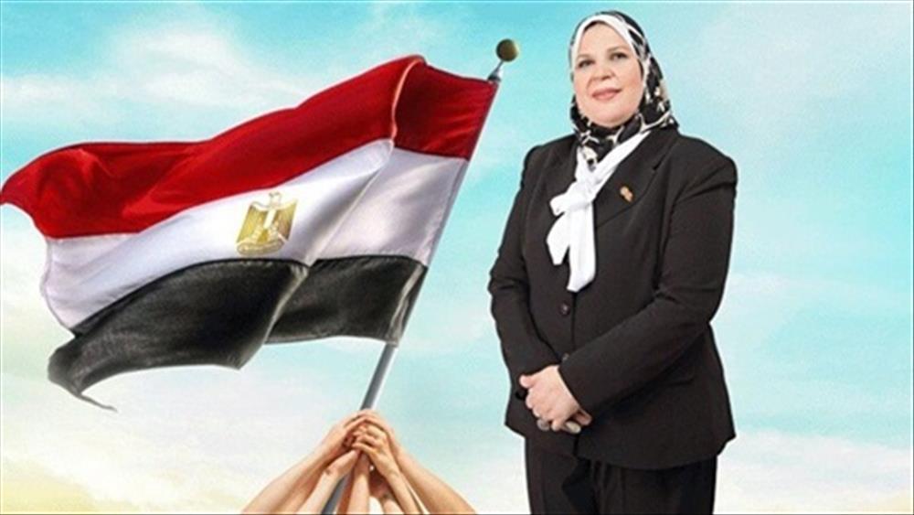 النائبة مايسة عطوة عضو مجلس النواب