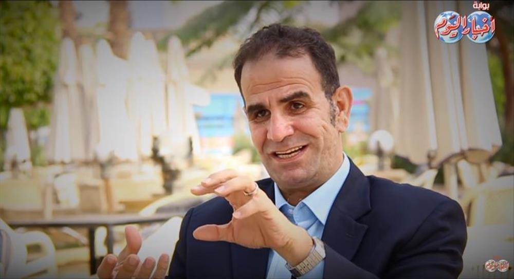 الإعلامي إبراهيم المنيسي