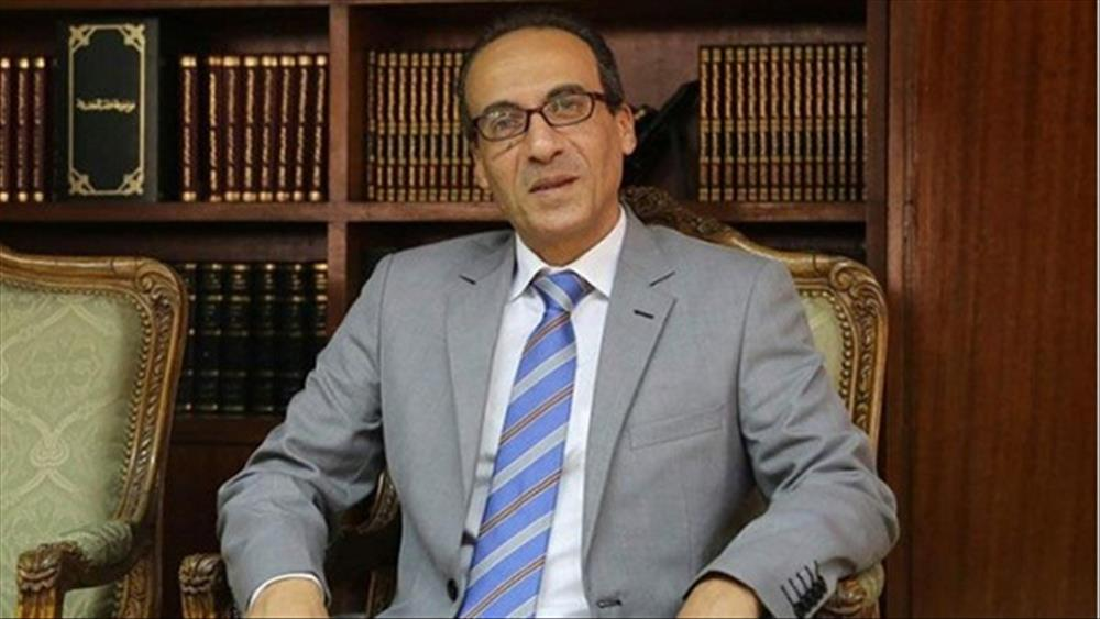د. هيثم الحاج علي - رئيس الهيئة العامة للكتاب