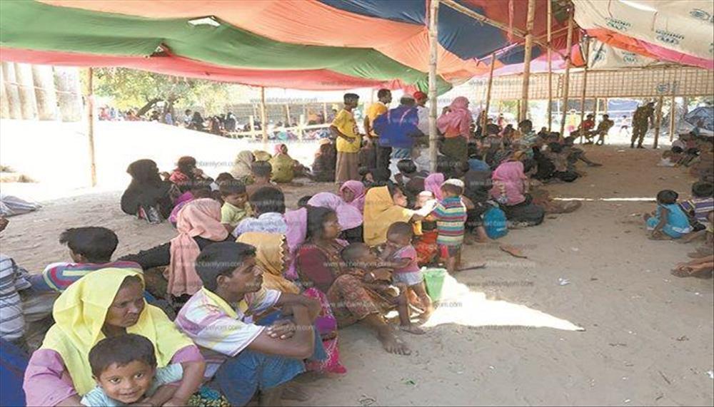 الأوبئة والأمراض تحاصر أطفال ونساء الروهينجا بمخيمات اللاجئين ببنجلادش