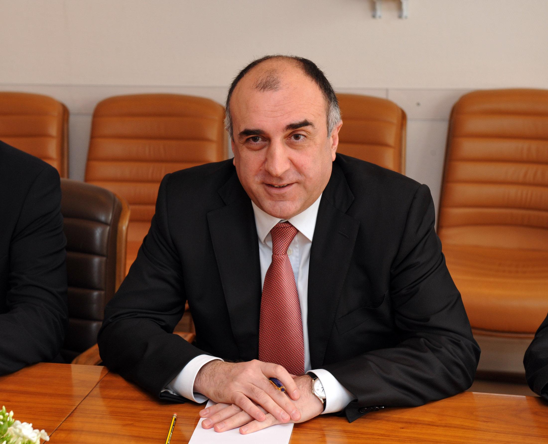 وزير خارجية أذربيجان