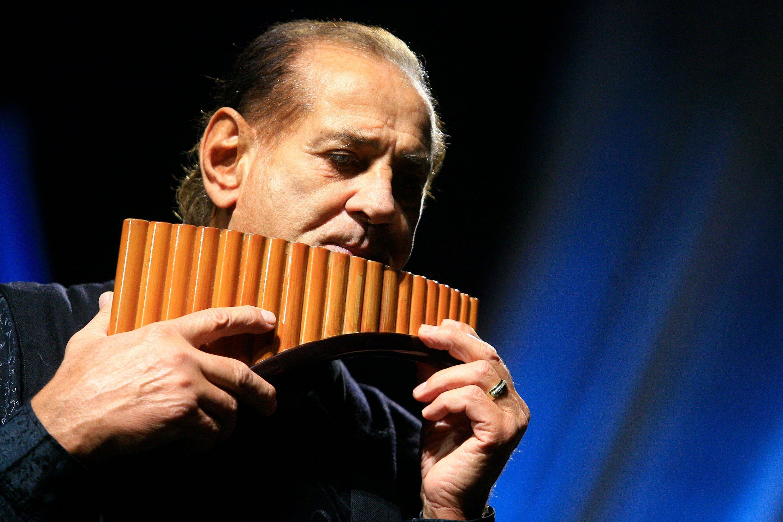 العازف العالمي جورج زامفير