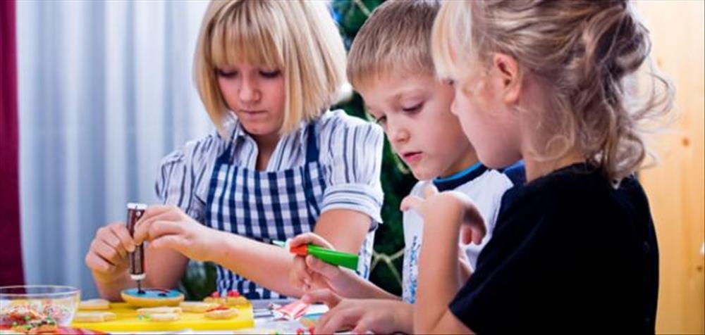 تنمية قدرات الأطفال - صورة أرشيفية