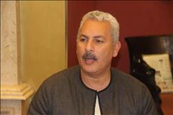 حسين عبدالرحمن ابوصدام نقيب عام الفلاحين