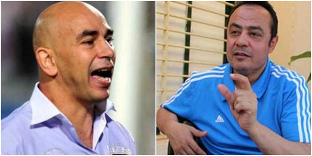 طارق يحيي وحسام حسن