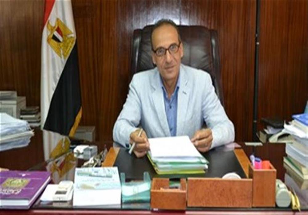 دكتور هيثم الحاج علي رئيس هيئة الكتاب