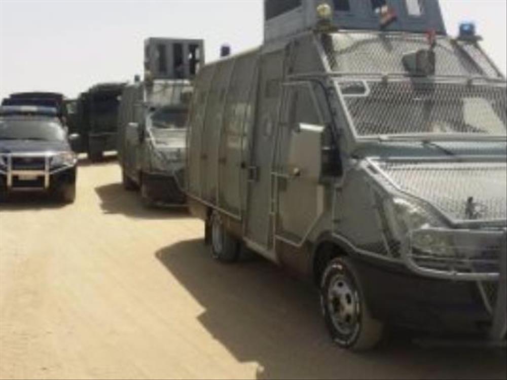القبض علي  14 هاربا من تنفيذذ احكام بالعريش وبئر العبد