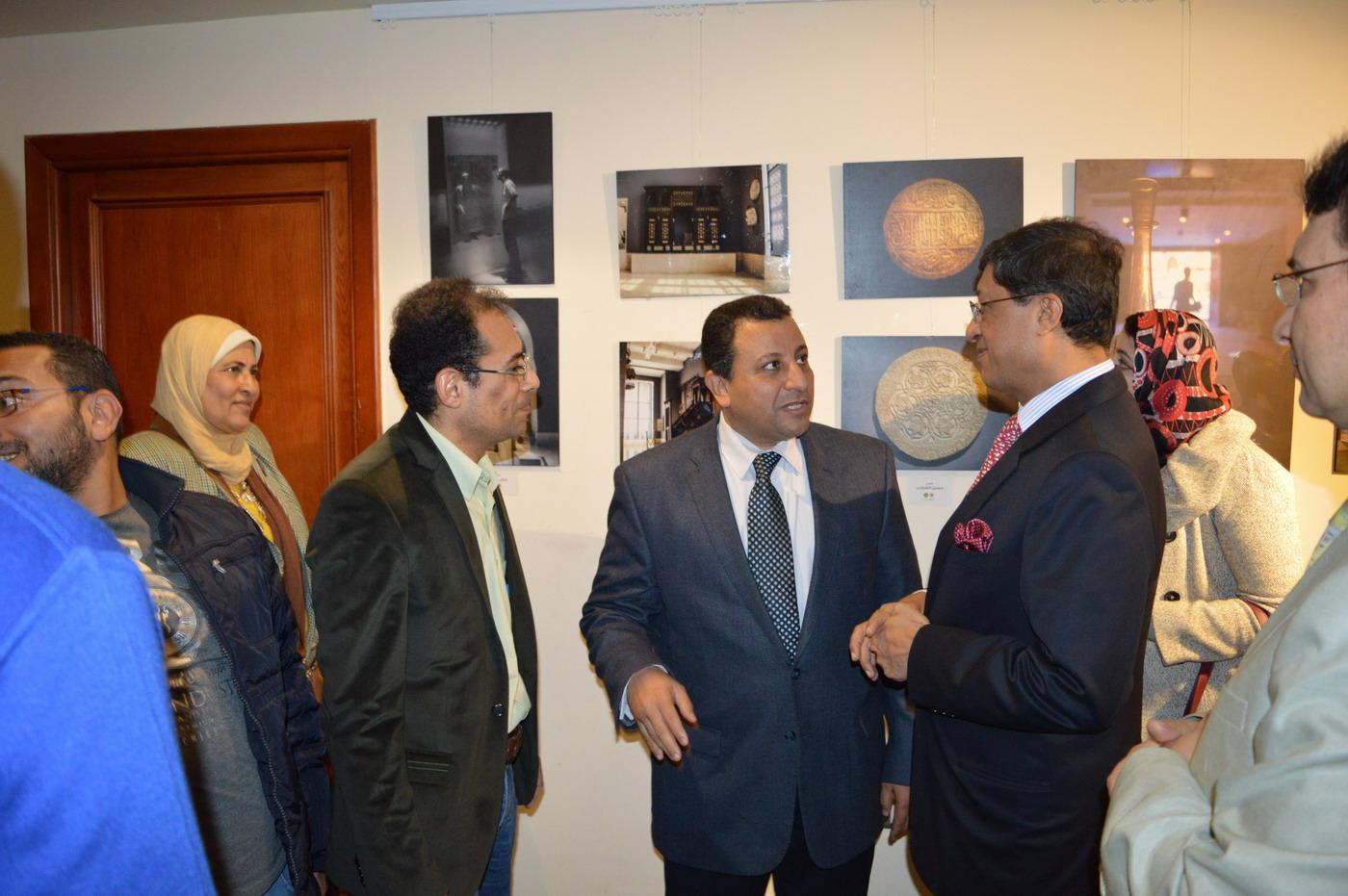 معرض عدسة بمتحف الفن الإسلامي