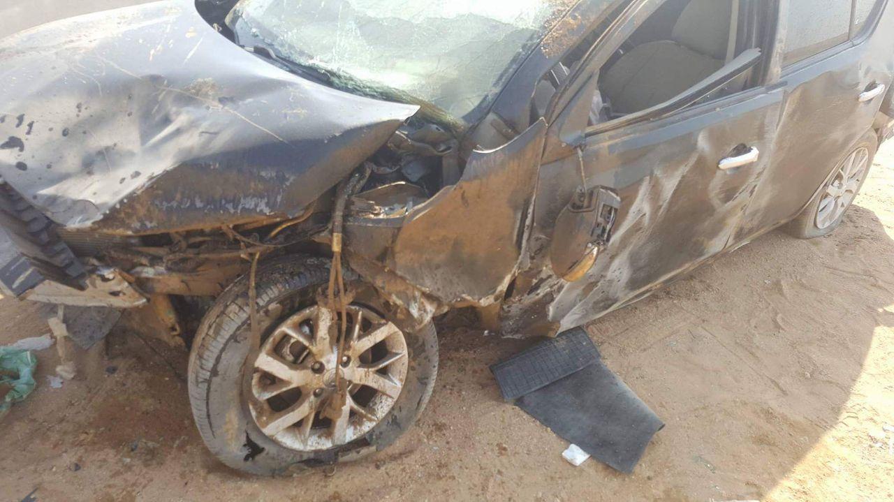 صورة لسيارة