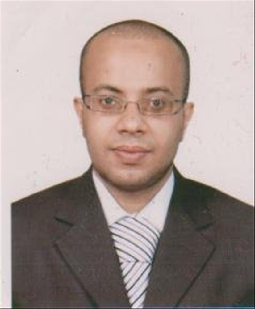 خالد سعيد مدير الإدارة العامة لتكنولوجيا الإتصال