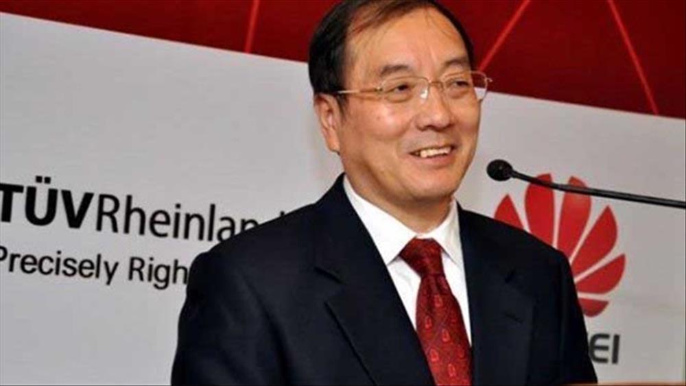 السفير الصيني بالقاهرة سونج آيقوه